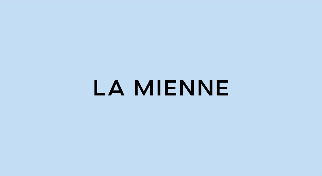 La Mienne Naming | Bartlett Brands